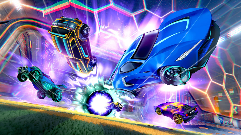 rocket league, psyonix, gamers unite