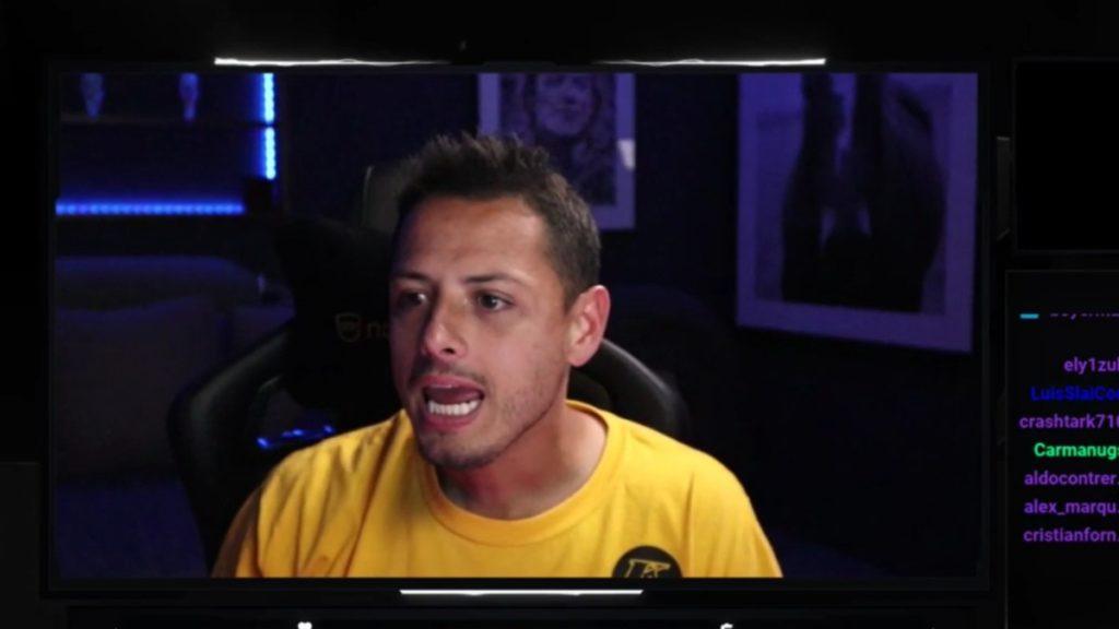 Chicharito futbolistas Videojuegos