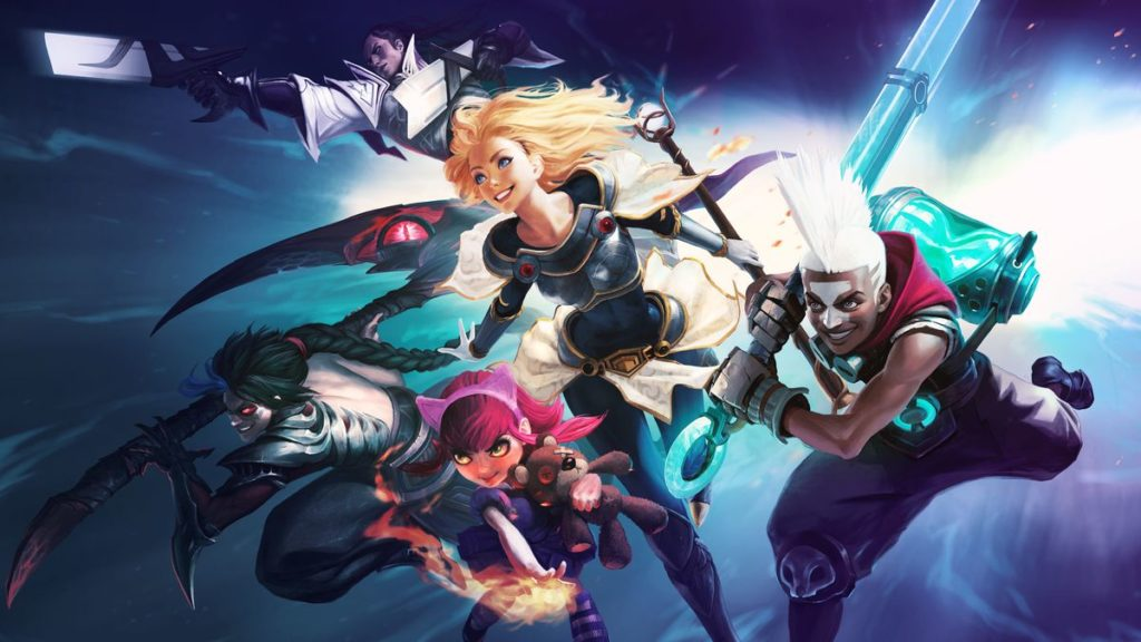 League of Legends Esports