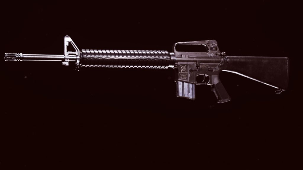 M16 Warzone