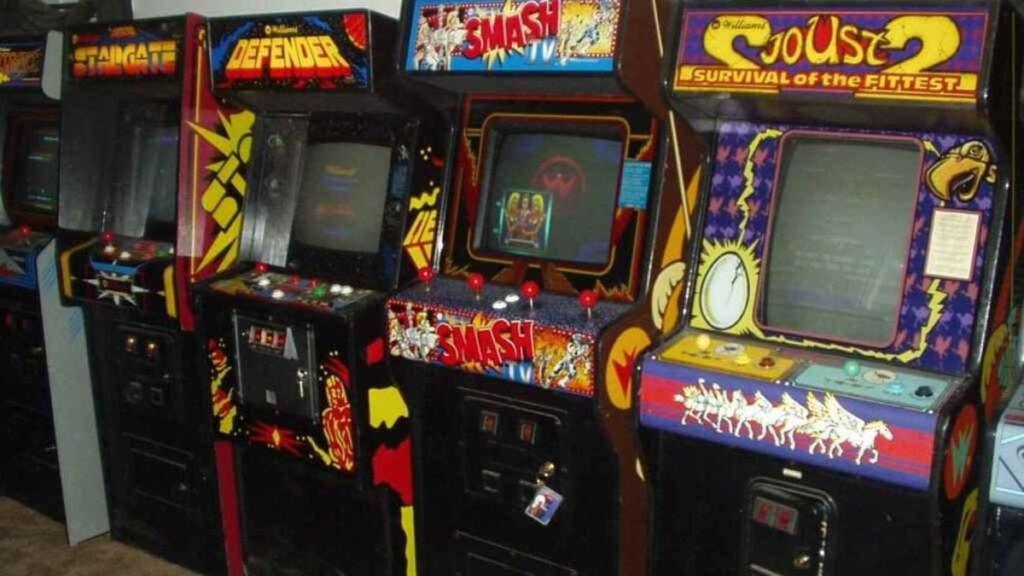 Fichas arcades