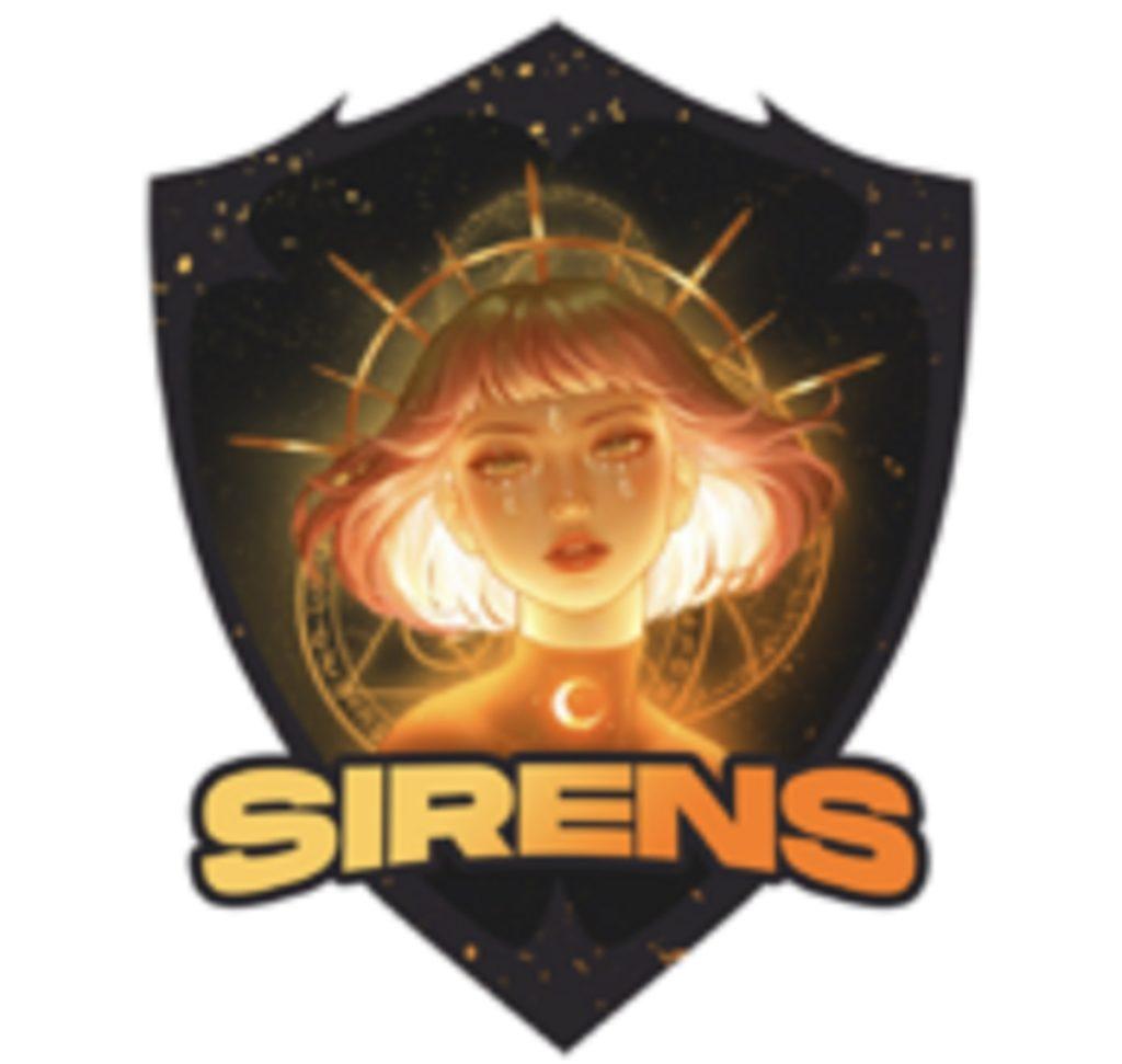Team Goddess Sirens PUBG