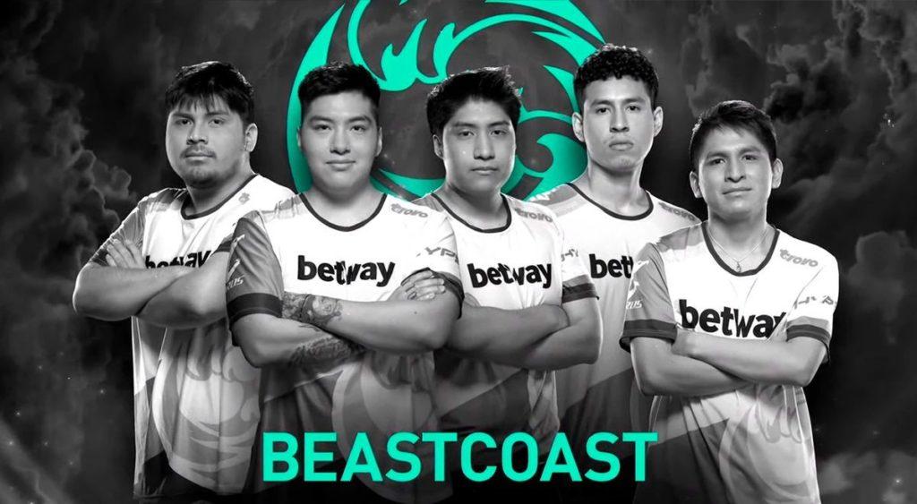Beastcoast The International