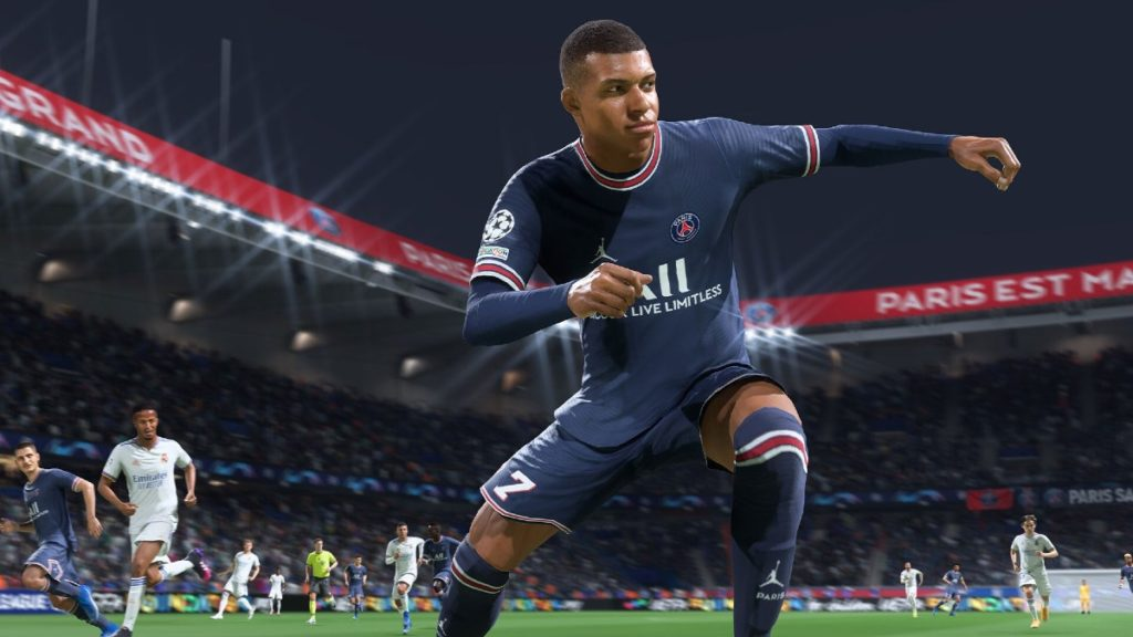 FIFA 22 cambios