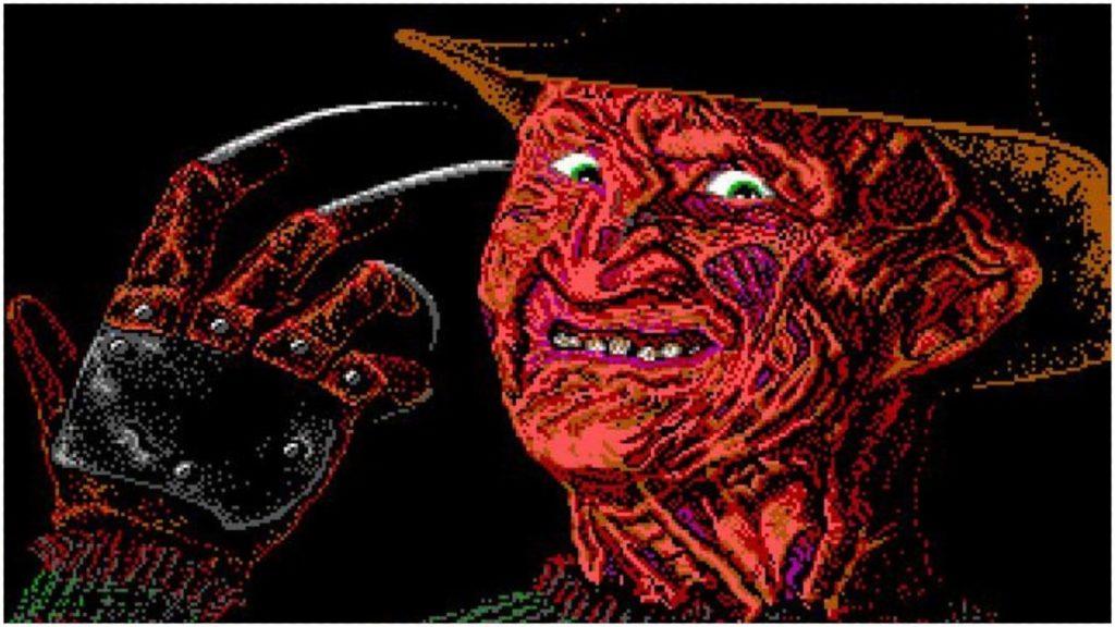 cinco videojuegos de terror de los 80 Freddy Krueger